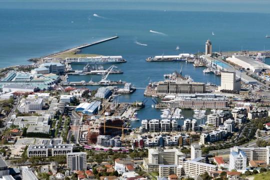 Südafrika: Victoria & Alfred Waterfront