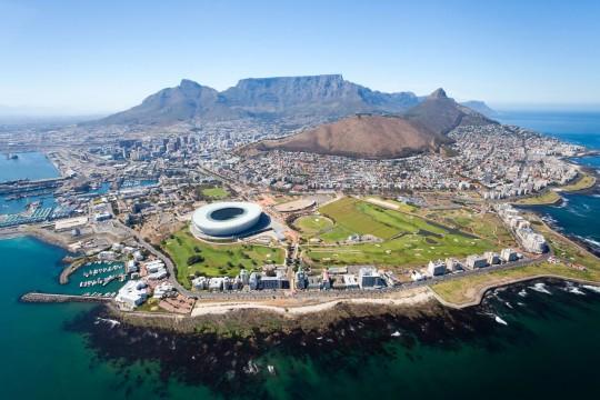 Südafrika: Kapstadt