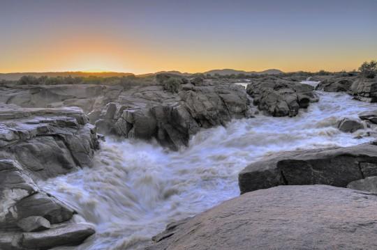 Nationalpark Augrabies Wasserfälle