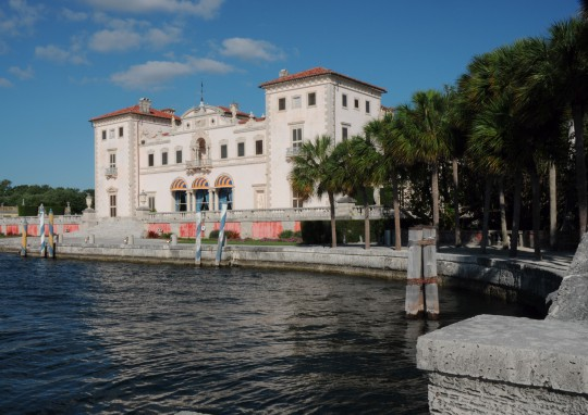 Florida: Villa Vizcaya