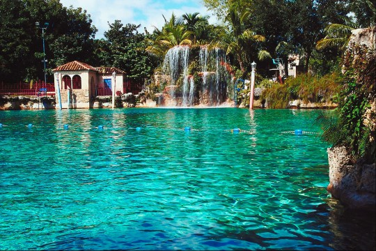Florida: Venetian Pool