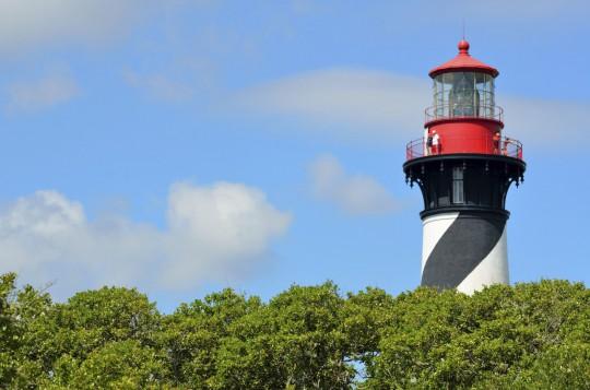 Florida: St. Augustine Light Tower