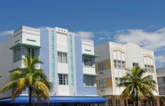 Florida: Art Deco Viertel in Miami