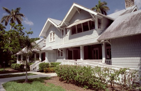 Florida: Edison Home in Fort Myers