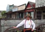 Kansas: Pionier vor Westernkulisse