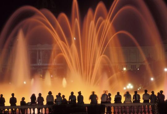 Las Vegas: Vegas Fountain Show