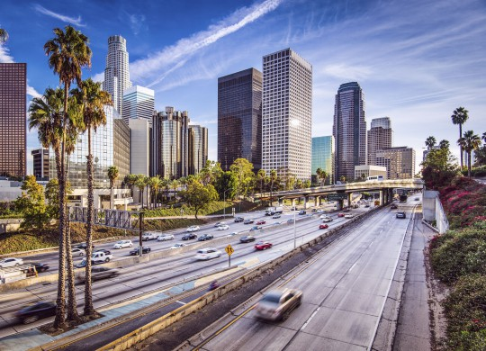 Los Angeles: Zentrum