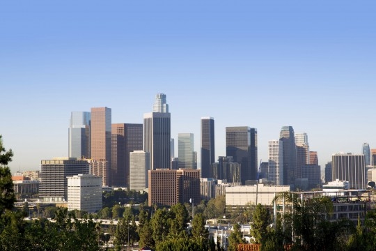 Los Angeles: Skyline