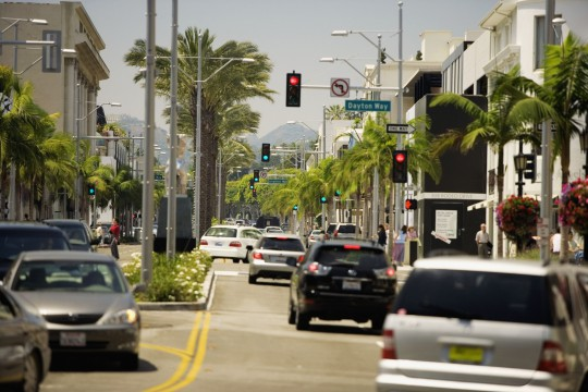 Los Angeles: Rodeo Drive