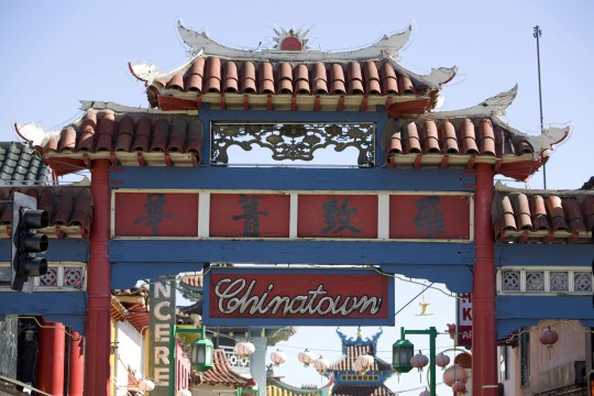 Los Angeles: Chinatown