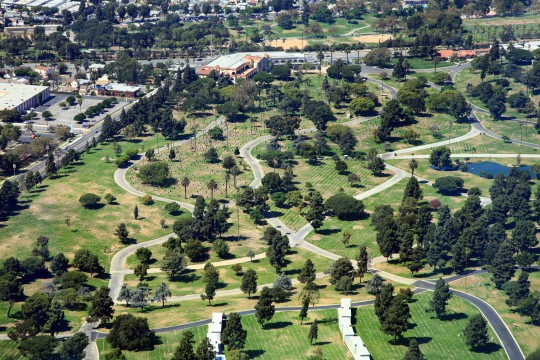 Los Angeles: Hollywood forever-Cemetery