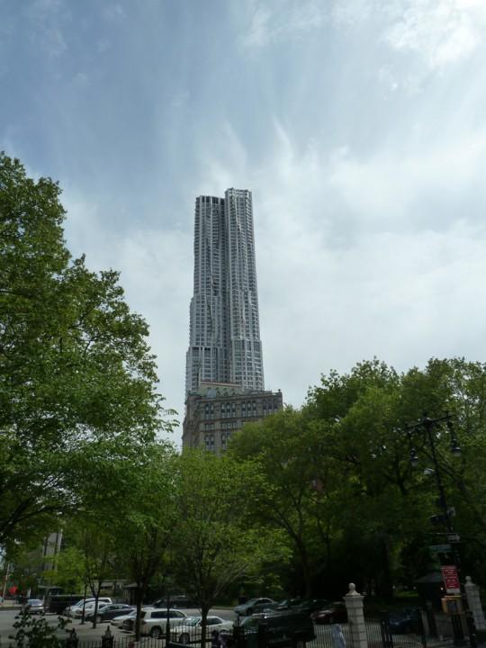 New York: 8 Spruce Street