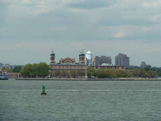 New York: Ellis Island