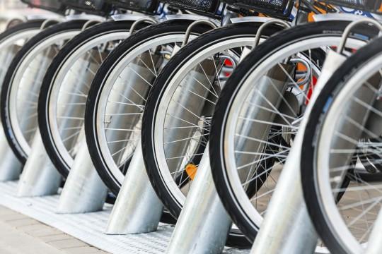 Central Park Fahrrad Verleih (Symbolbild)