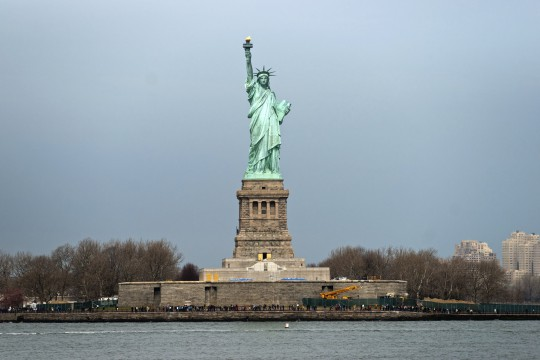 New York Statue Of Liberty Tour