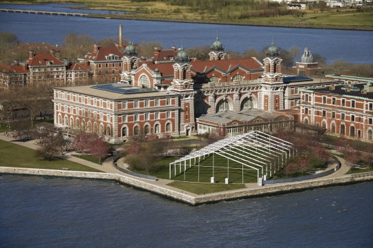New York: Ellis Island Immigration Museum