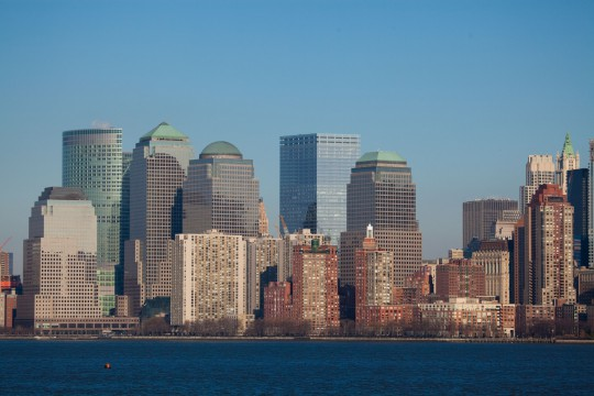 New York: Ground Zero / World Trade Center Site