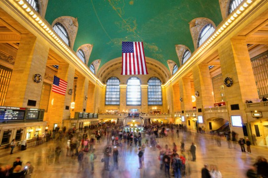 New York: Grand Central Terminal