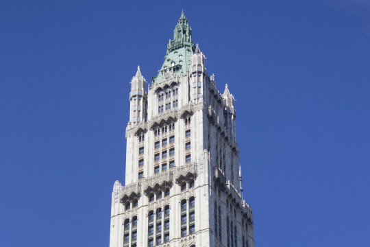 New York: Woolworth Building