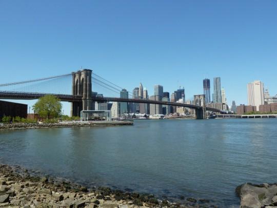 New York: Brooklyn Bridge