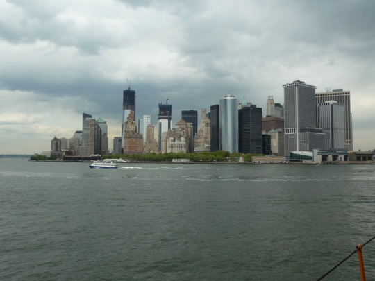 New York: Skyline