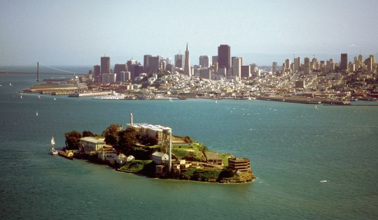 San Francisco: Alcatraz