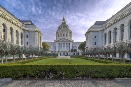 San Francisco: Rathaus
