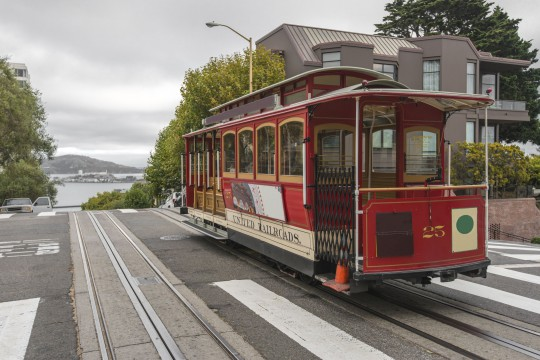 San Francisco: Cable Cars