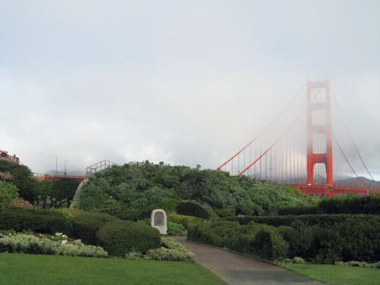 San Francisco: Buena Vista Park
