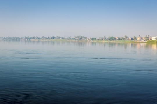 Luxor: Fluss Nil
