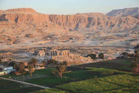 Luxor: Tal der Könige