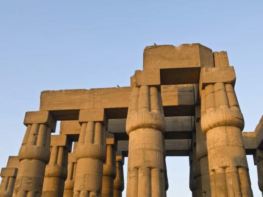 Luxor: Luxor Tempel