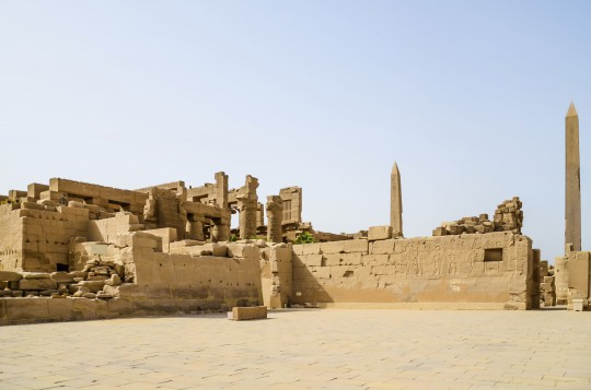 Luxor: Karnak Tempel