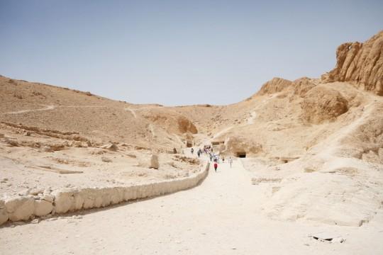 Luxor: Tal der Königinnen