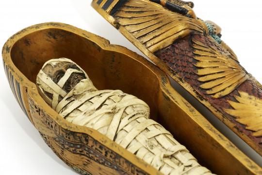 Luxor: Mumien-Museum