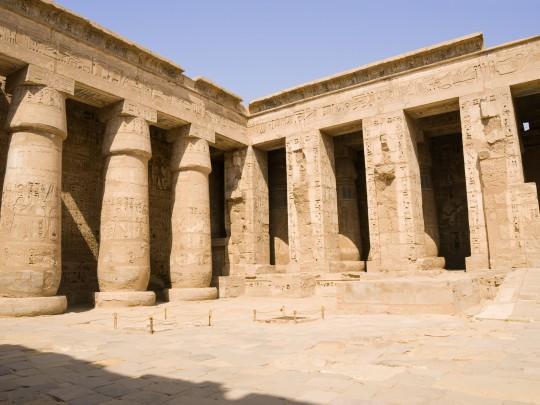 Luxor: Medinet Habu