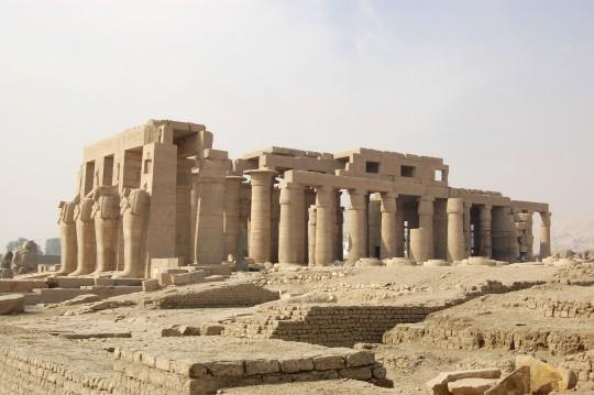 Luxor: Ramesseum