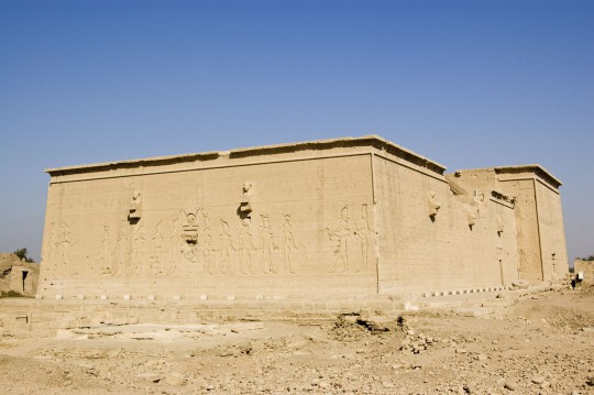 Luxor: Dendera Tempel Komplex