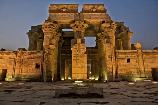 Luxor: Tempel von Kom Ombo