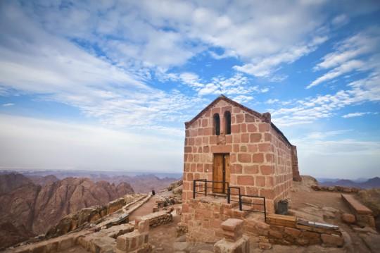 Südsinai: Kirche Mount Sinai