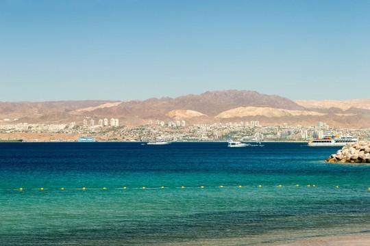 Sharm El Sheikh: Golf von Aqaba