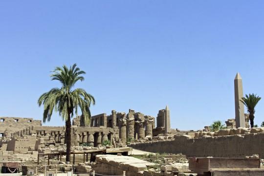 Hurghada: Karnak Tempel