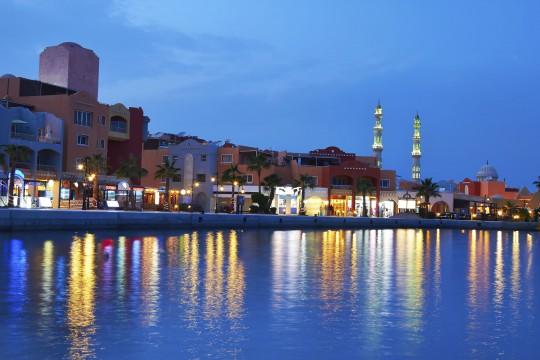 Hurghada: Marina