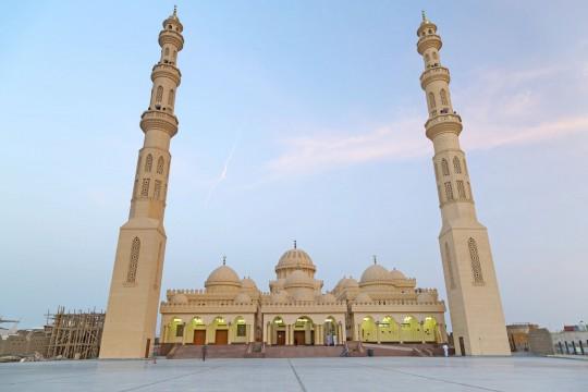 Hurghada: Aldahaar Moschee