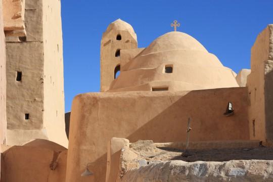 Hurghada: Kloster St. Antonius