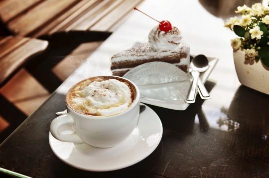 Café Mozart (Symbolbild)