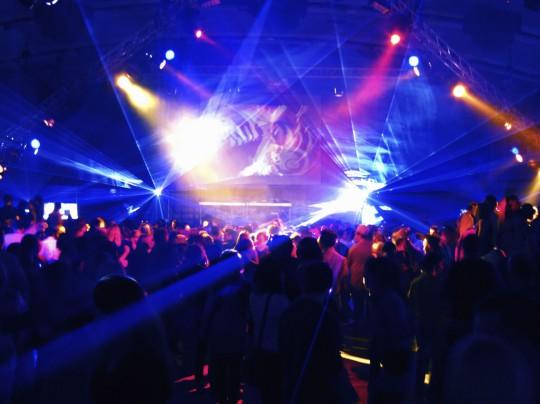 Première Disco Lounge (Symbolbild)