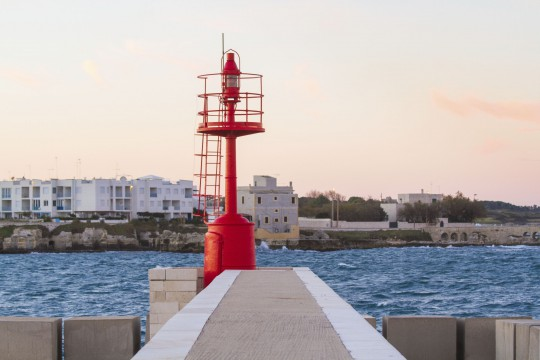 Apulien: Otranto