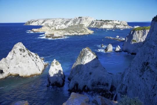 Apulien: Tremiti-Inseln