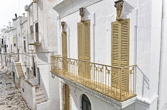 Apulien: Altstadt von Ostuni